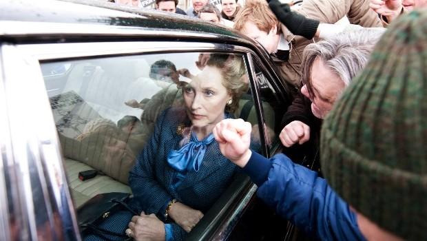 نقدی بر فیلم جدید زندگی مارگارت تاچر با بازی مریل استریپ