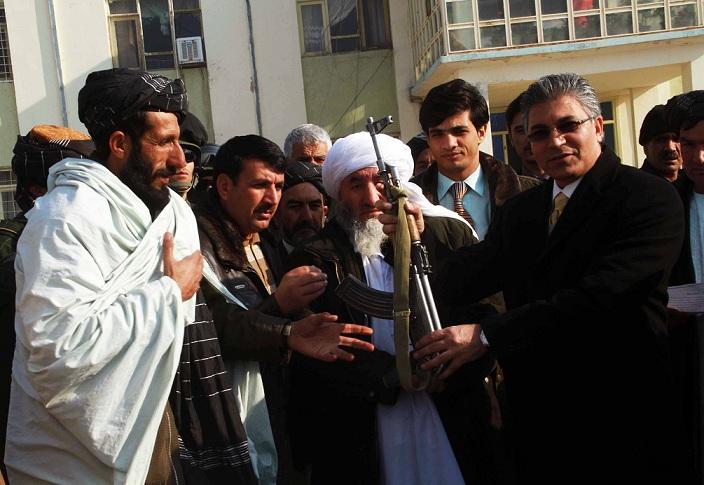 طالبان پس از ده سال نبرد برای شرکت در مذاکرات صلح اعلام آمادگی کرد