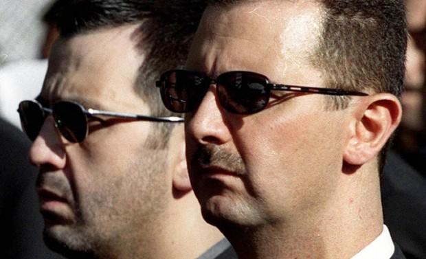 ماهر اسد، برادر بشار اسد رییسجمهور سوریه
