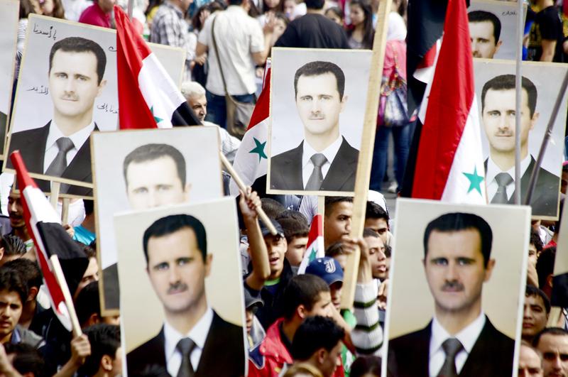 حمص زیر آتش، رای ۹۰ درصدی برای اصلاح قانون اساسی سوریه