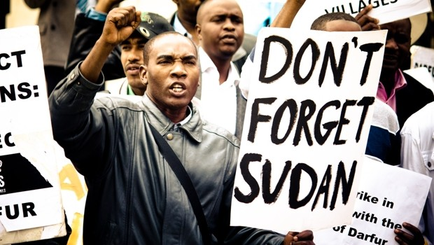 بحران انسانی در سودان و سودان جنوبی ناشی از بیکفایتی سران این کشورها است