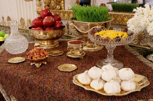 ایرانیان سراسر جهان سال نو ایرانی را جشن میگیرند