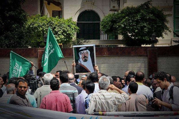 عربستان سعودی و مصر