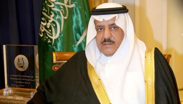دیوان پادشاهی سعودی: شاهزاده نایف درگذشت