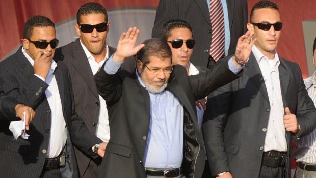 پارادوکس فلسطین و اسراییل در برابر مرسی