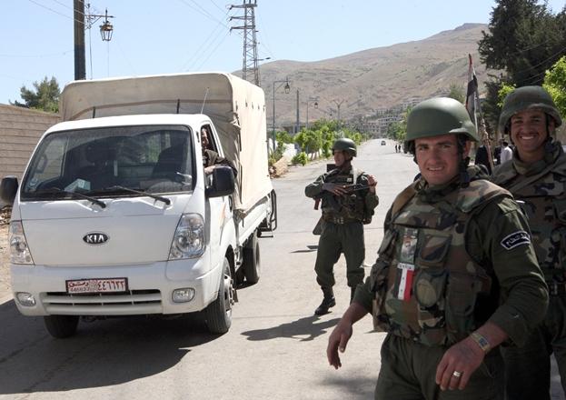 ارتش سوریه: ارزش های تسلیم شدن