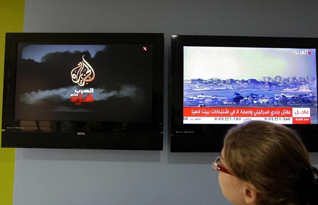 درگیری های رسانهای میان دو اردوگاه مخالف در سوریه