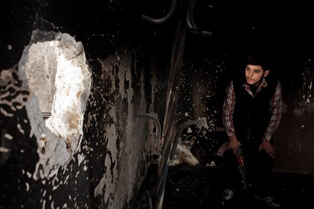 بهایی که مردم سوریه می پردازند
