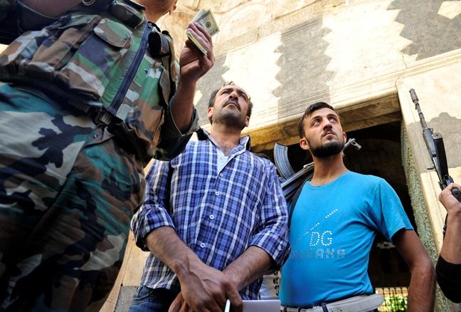 سیاست آمریکایی در قبال اپوزیسیون سوری