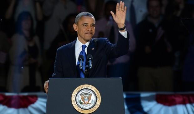 باراک اوباما دوباره رئیس جمهور آمریکا شد
