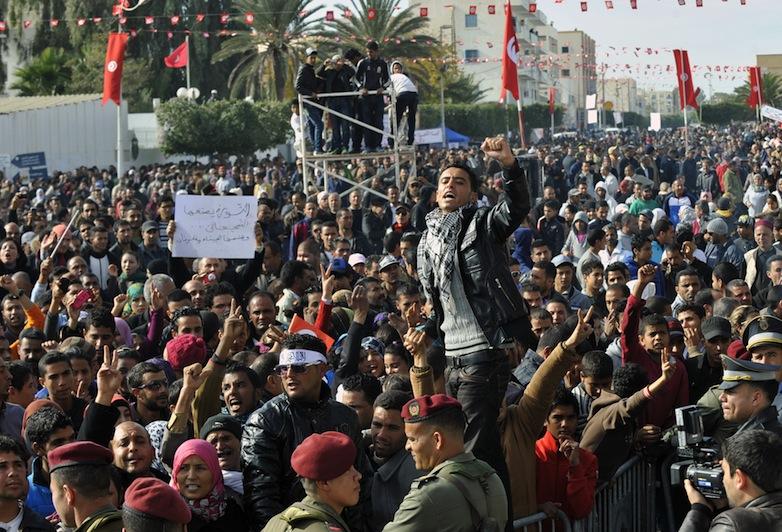 تونس دو سال پس از انقلاب