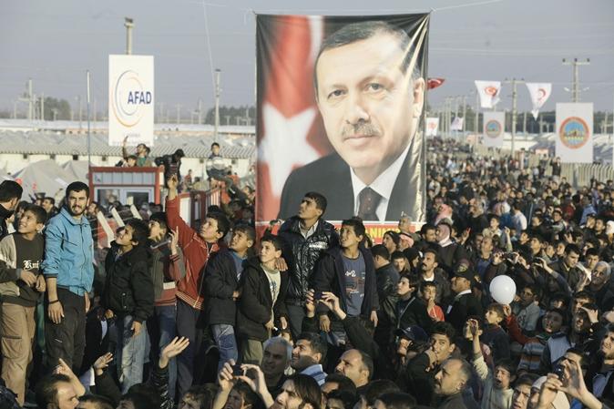 می توان به اردوغان لقب لورنس عربستان را داد؟