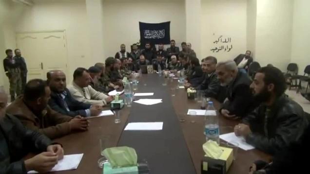 تاویل خواب النصره برای سوریه