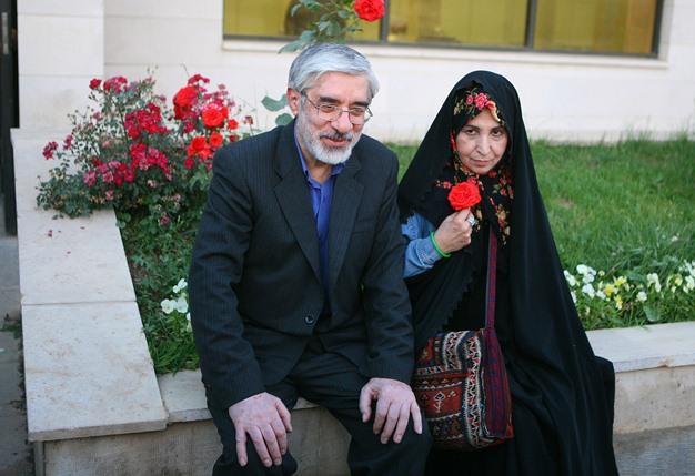 ۲ دختر میرحسین موسوی بازداشت شدند