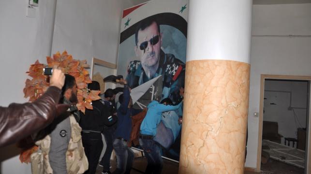 دسیسه اسد با بهره گیری از داعش