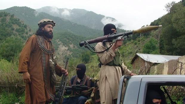 گسترش حوزه نفوذ طالبان به سوریه