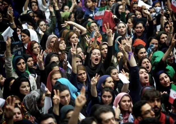 ترکیب جدید نامزدهای انتخابات ریاست جمهوری در ایران
