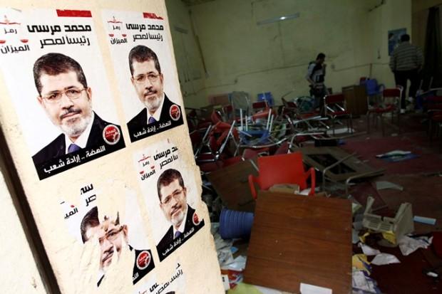 ناآرامی های مصر دغدغه کماکان مرسی