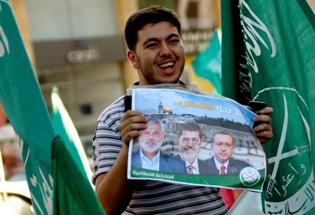 حماس حلقه یاران خود را از نو تشکیل میدهد
