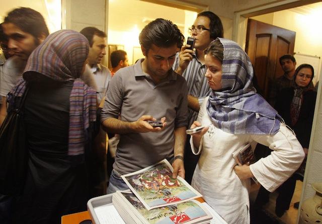نامه روزنامه نگاران به روحانی
