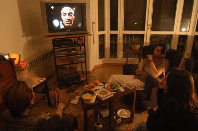 ماهواره های فارسی زبان و زندگی روزمره مردم