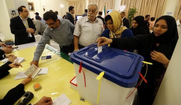 انتخابات در ایران با حساسیت زیاد برگزار می شود