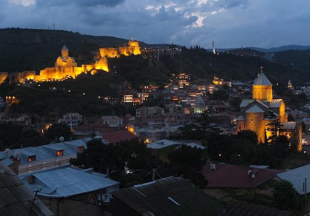 ابهام درگسترش روابط ایران و گرجستان با توجه به تحریم ها