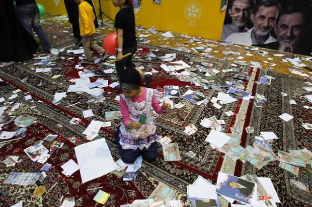 آیا انتخابات ایران به دور دوم کشیده می شود؟