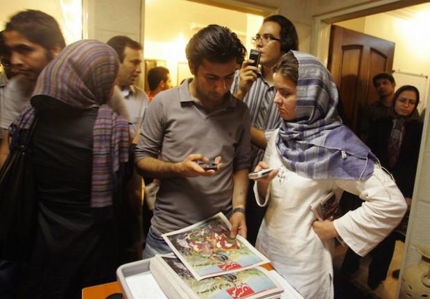 خبرنگاری در ایران دویدن و پریدن از موانع است