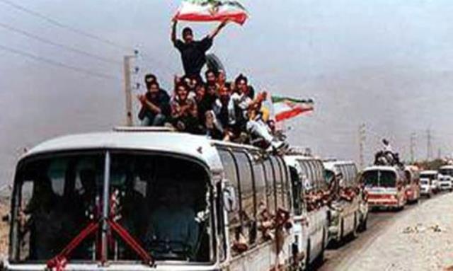 به مناسبت سالگرد آزادی اسرای ایرانی جنگ ایران و عراق