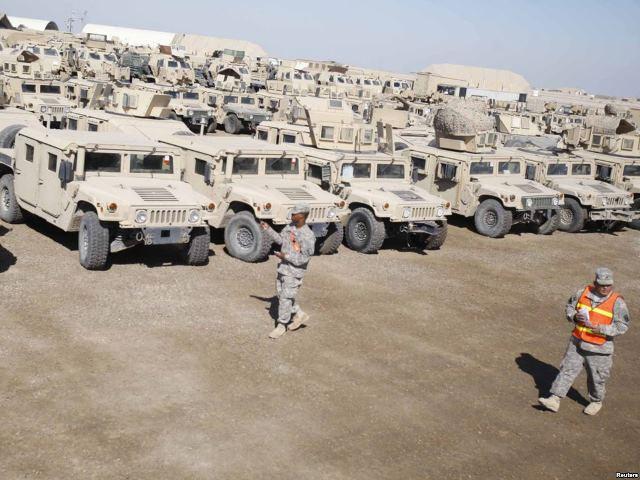 توافق قریبالوقوع واشنگتن و بغداد برای تاسیس پایگاه نظامی در عراق