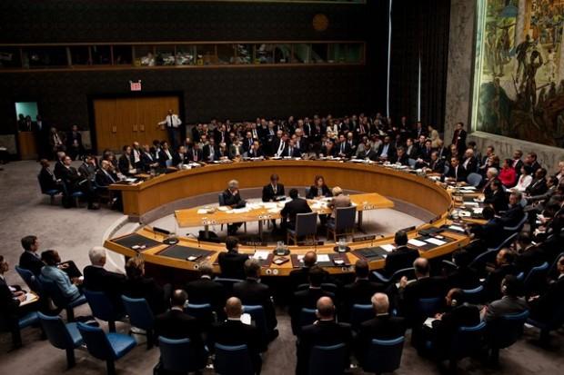 جلسه شورای امنیت سازمان ملل
