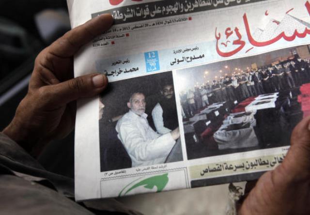 تنش در مصر ادامه دارد