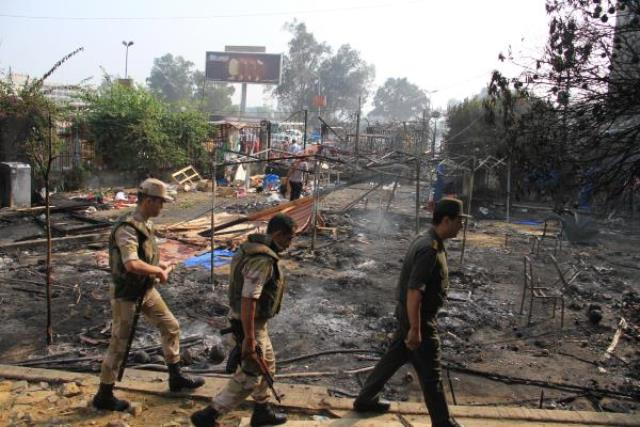 تنش در قاهره و اسکندریه ادامه دارد