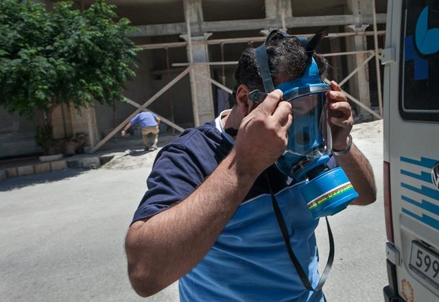 بازرسان سلاح های شیمیایی سازمان ملل به سوریه می روند