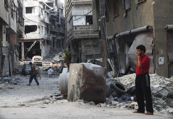 سوریه ؛ طنابى که کشیده مى شود و گره اى که کور