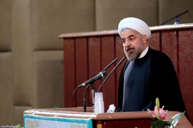 روحانی در چهاردهمین اجلاس مجلس خبرگان ایران