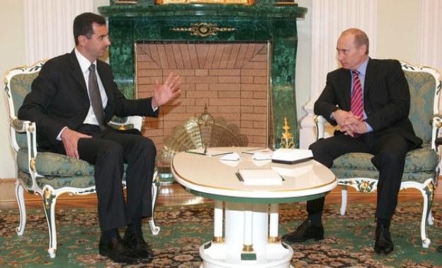 روس ها و «نجات»  اسد از ایران!