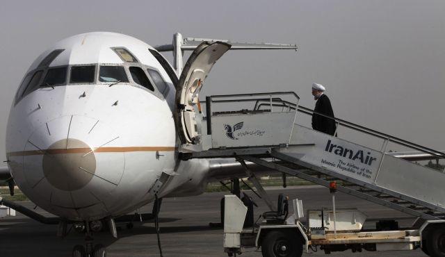 روحانی دستور بررسی پرواز مستقیم بین ایران و آمریکا را صادر کرد