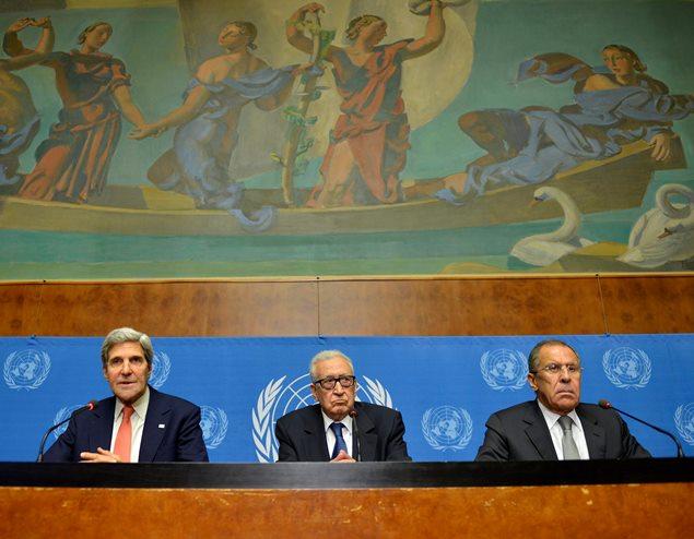 آمریکا و روسیه گفتگو برای صلح سوریه را ادامه می دهند