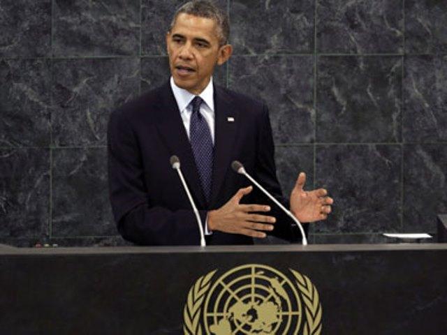 اوباما: آمریکا در پی تغییر رژیم در ایران نیست