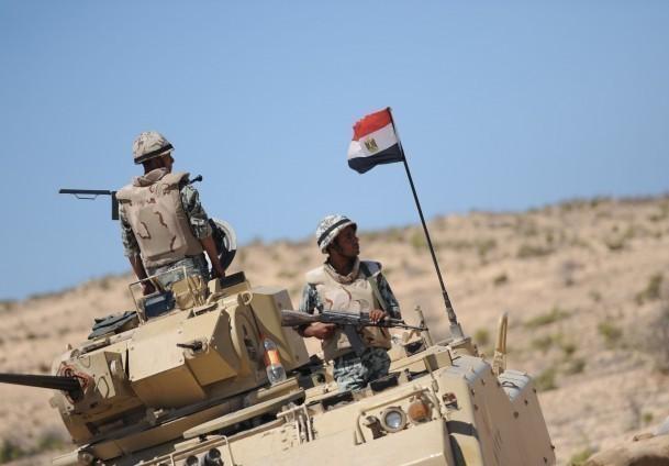 آماده باش ارتش اسرائیل در مرزهای مصر