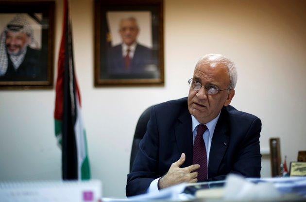 هشدار عریقات به کمیته چهارجانبه درباره شکست مذاکرات صلح