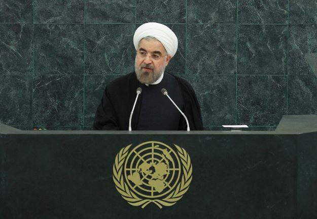 روحانی خواستار خاورمیانه عاری از سلاح هسته ای شد