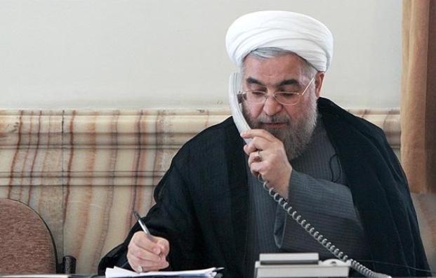 روحانی در پیامی روز ملی عربستان سعودی را تبریک گفت
