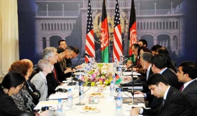 آیا قرارداد امنیتی آمریکا و افغانستان به زودی به امضا می رسد؟