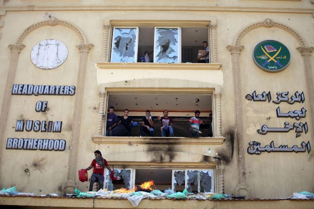 جنجال در مصر بر سر ممنوعیت اخوان المسلمین