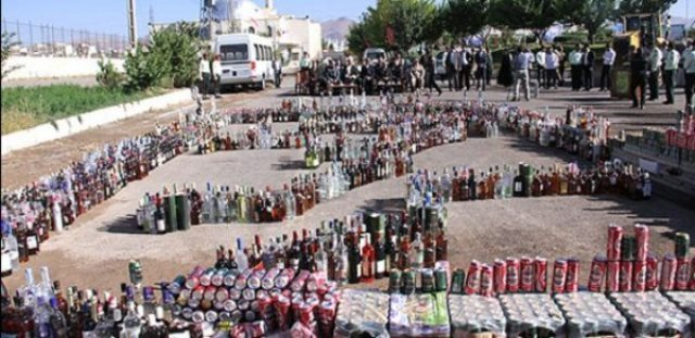 جوانان ایرانی و افزایش مصرف الکل