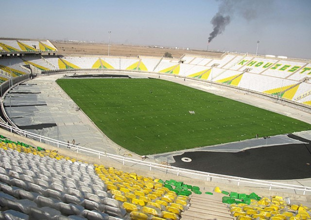 ایران، میزبان احتمالی دیدار تیم های فوتبال عراق و عربستان
