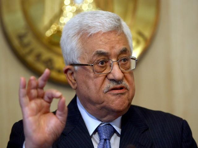 عباس مخالف ادامه حضور اسرائیل در مرزهای فلسطین و اردن است